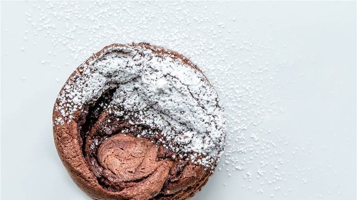 Whether you celebrate the Jewish holiday of Passover or not, this kosher-for-Passover chocolate ganache soufflé cake is worth making.