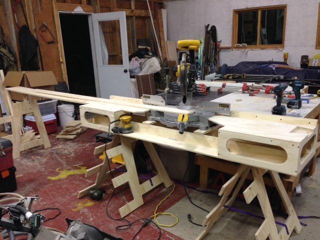 miter saw workbench ideas. the paulk miter stand built by mj #workbench #paulk #diy #tools # saw workbench ideas