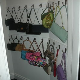 Awesome purse idea.