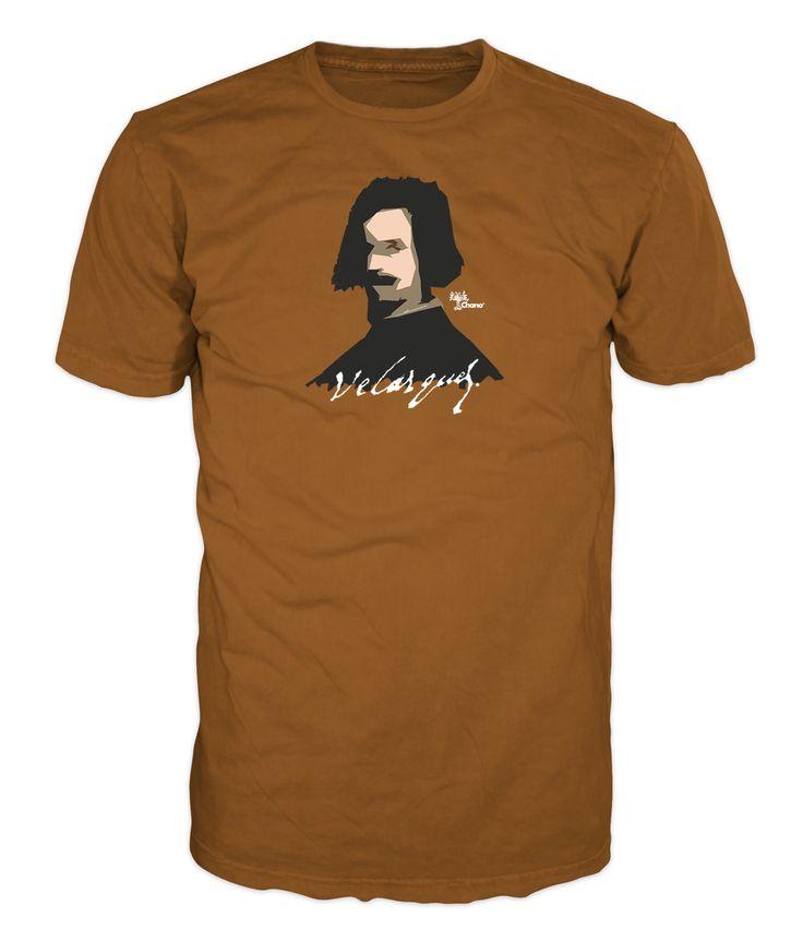 Chano Tshirts. Velázquez.