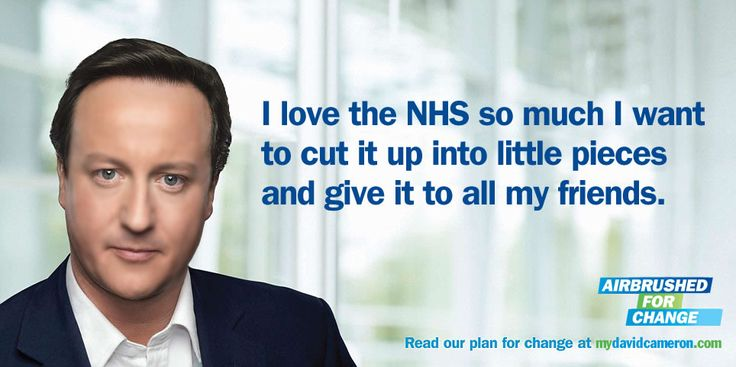 Save the NHS from privatisation