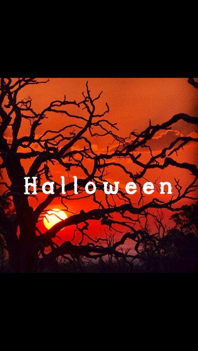 Spooky halloween tree halloween pinterest trees for Creepy trees for halloween