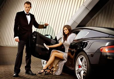 James Bond photoshoot 2