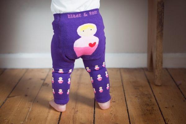 Russian Doll Babushka Leggings - Sprogs Inc