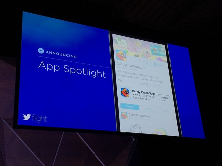 "Twitter Pushes App Installs With ""App Spotlight"" For Profiles & ""Install Actions"" For Timelines"