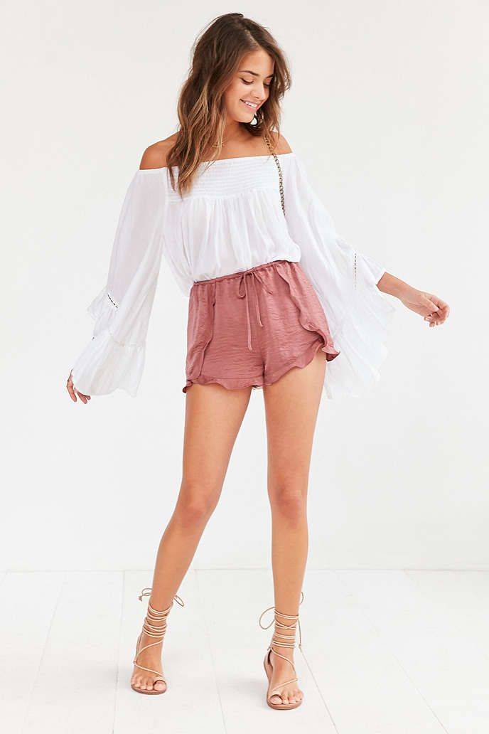 17 Best ideas about Flowy Shorts on Pinterest | Spring clothes ...