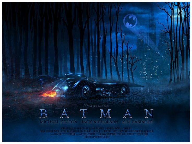 """""""Charge of the Batmobile"""" by Casey Callender Batmobile"""