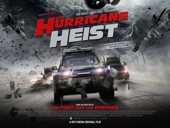 The Hurricane Heist gets a new trailer and poster