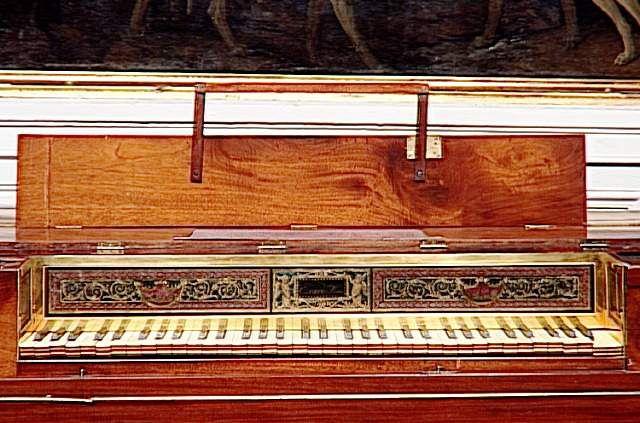 Le piano forte d'Hortense de Beauharnais à Fontainebelau - Le blog de la musique classique et de l'orgue