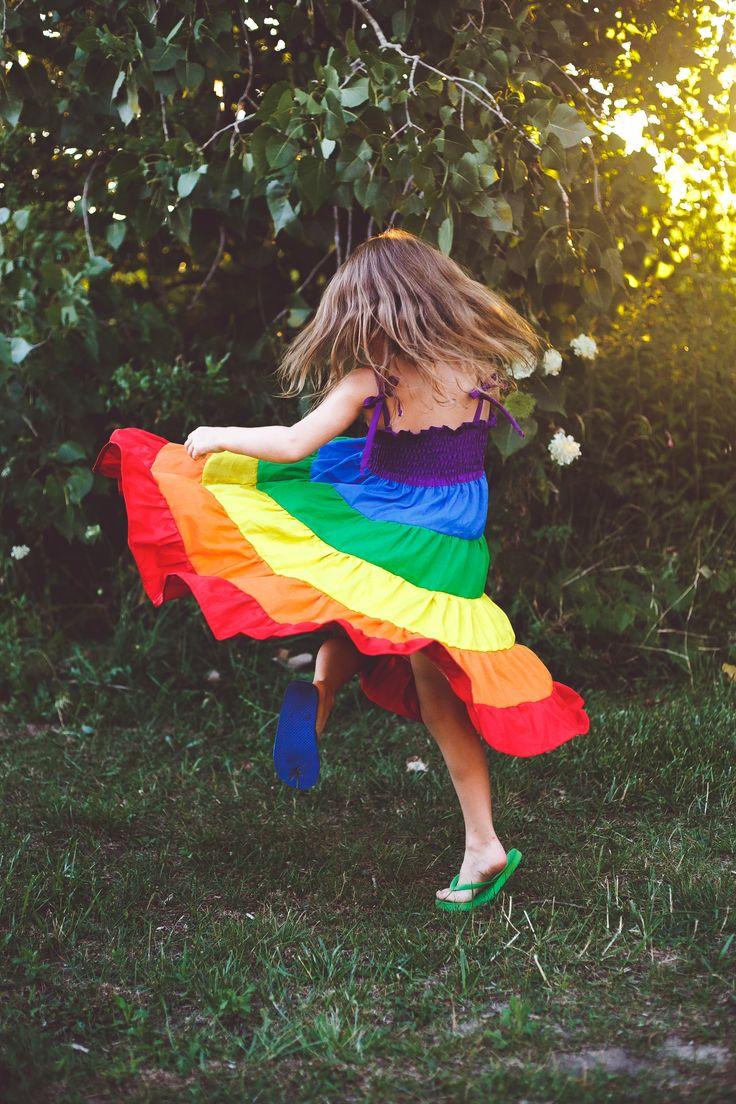 Pics naked rainbow party girls