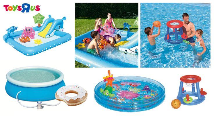 Les 25 meilleures id es concernant piscine gonflable sur for Toys r us piscine