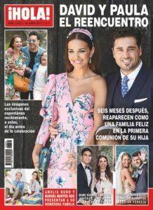 El Kiosko Rosa… 21 de junio de 2017: revista Hola