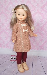 Nancy entre costuras: Tenemos abrigo nuevo