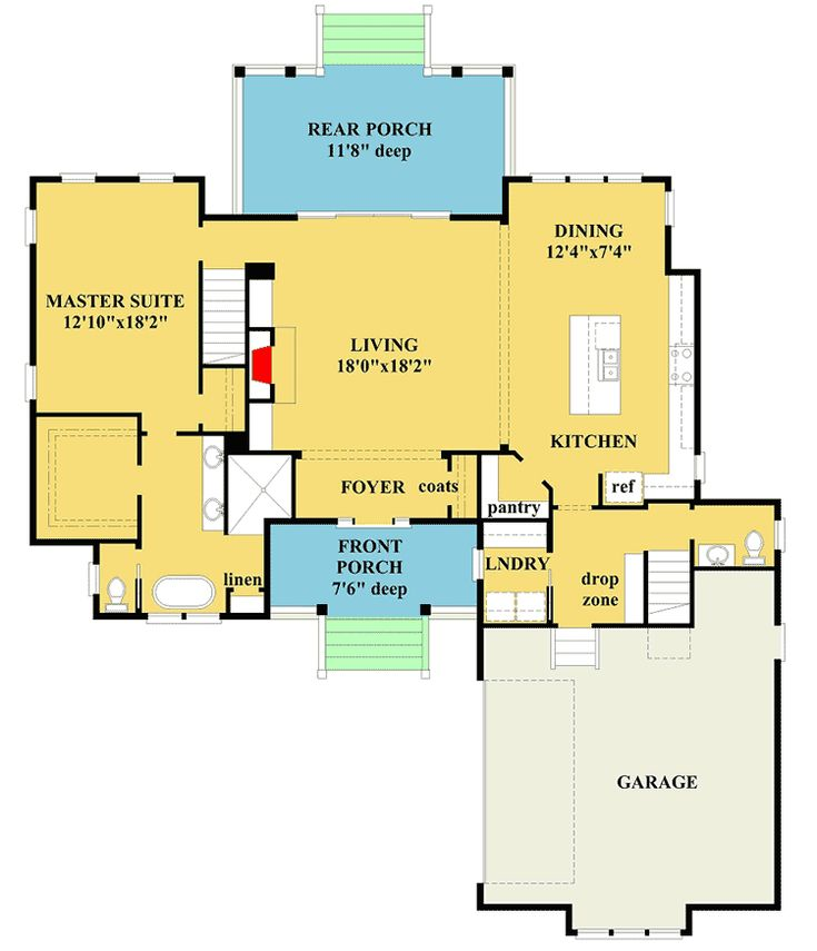 Best 25 Traditional House Plans Ideas On Pinterest 4