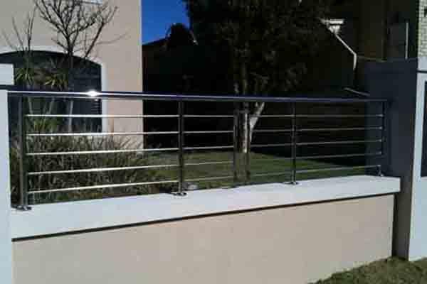 barandas metalicas balcones medidas tipos - Buscar con Google
