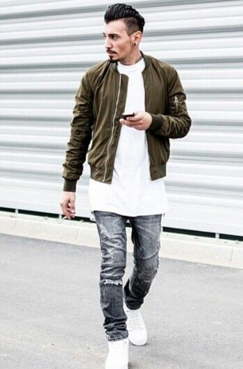 trendy mens clothing