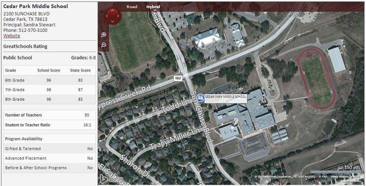 Homes near Cedar Park Middle School in Cedar Park TX - See more at: http://activerain.com/blogsview/4292775/homes-near-cedar-park-middle-school-in-cedar-park-tx