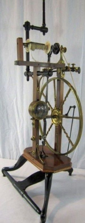 Antique Spinning Wheel circa 1795 | Sinatra's shirt may steal the spotlight in New Year's antique auction ...