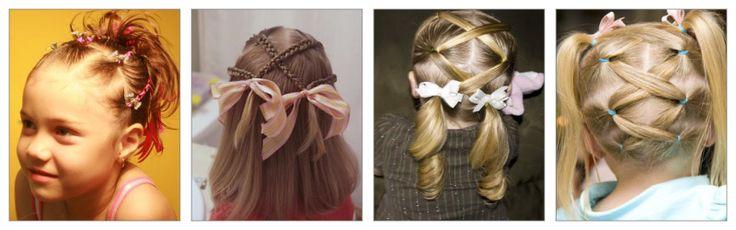 penteados de cabelo crespo infantil feminino - Pesquisa Google
