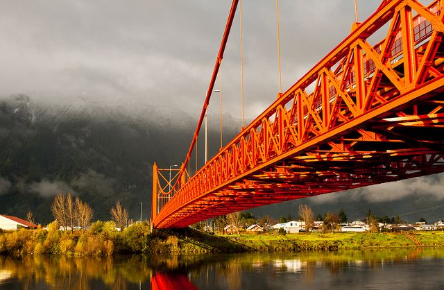 Puerto Aysen, Chile