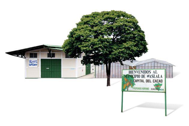 2012 - RITTER SPORT kauft die erst eigene Kakao-Plantage in Nicaragua