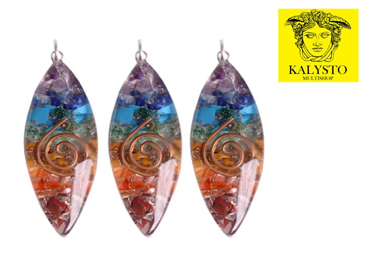 chakra amulets www.ezodrak.sk