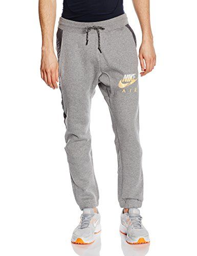 NIKE pantalon bouffant en polaire pour homme XXL Gris - Carbon Heather/Wolf  Grey/
