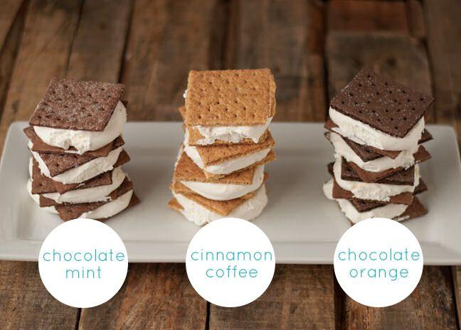 Super Delish Low-Calorie 'Ice Cream' Sandwich Recipe - Momtastic