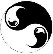 Die besten 17 Ideen zu Yin En Yang auf Pinterest   Zeichnungen und ...