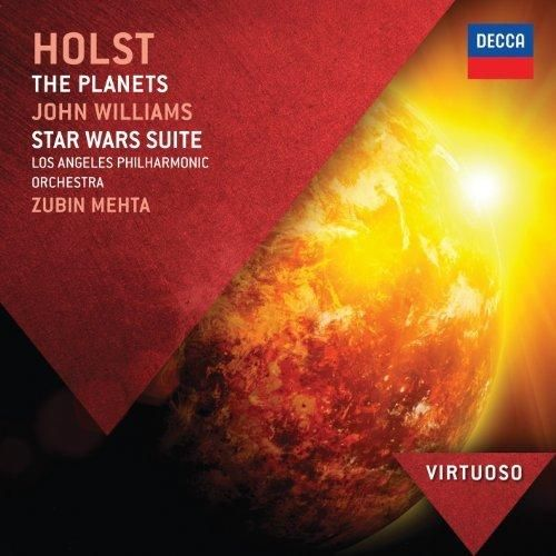 Los Angeles Philharmonic and Zubin Mehta - Holst: The Planets / John Williams: Star Wars Suite