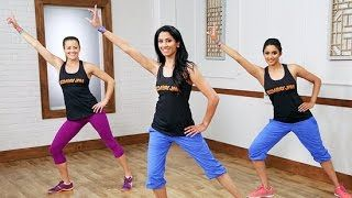 zumba for beginners step by step - YouTube
