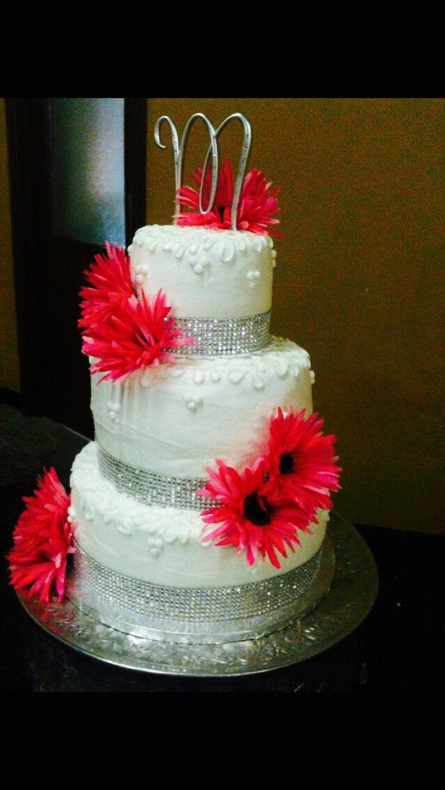 Bling Wedding Cake Ideas