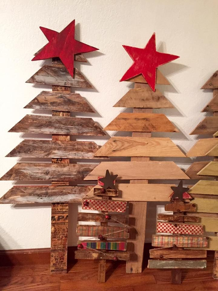 20 DIY Pallet Tree to Inspire Your Home | 101 Pallet Ideas - Part 4