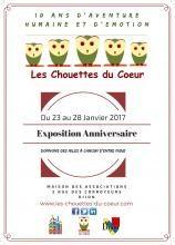 Evènements | Les Chouettes Du Coeur http://www.les-chouettes-du-coeur.com/site/evenements
