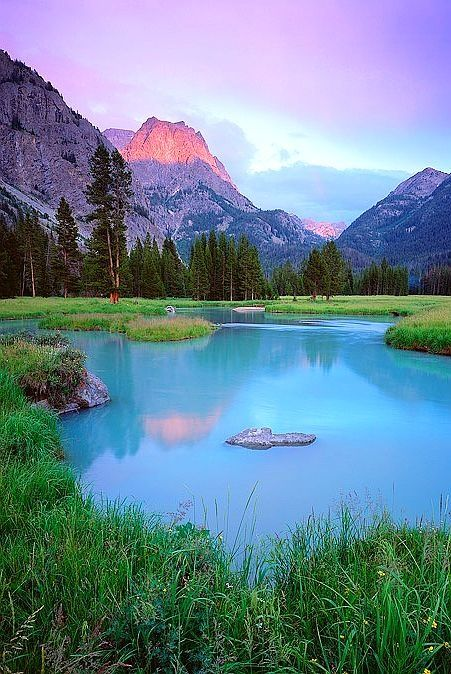 ✯ Wild River Range - Wyoming