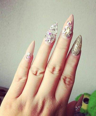Uñas de acrilico