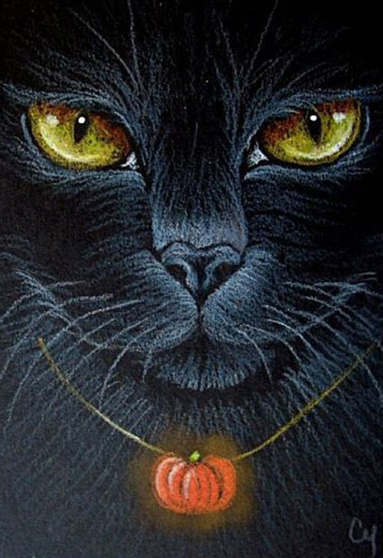 478 best Halloween Art images on Pinterest