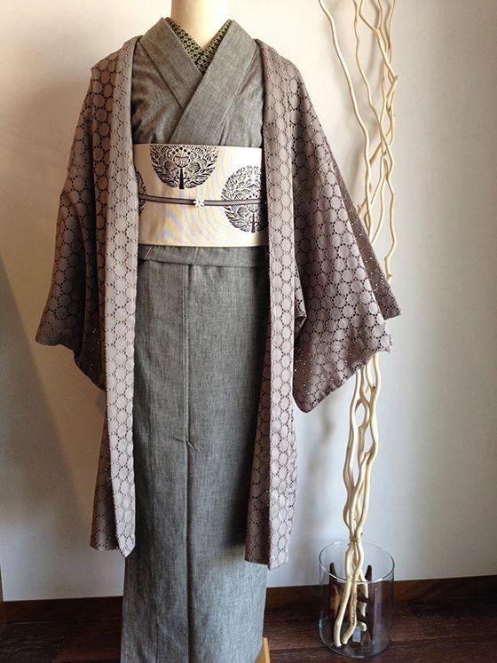 デニム着物 Denim Kimono                                                                                                                                                                                 もっと見る