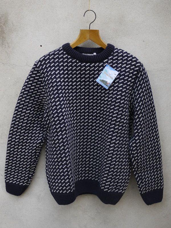 Norwegian Jumper. Norlender Knitwear.