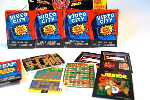 Classic bubble gum 1982 - 5 5