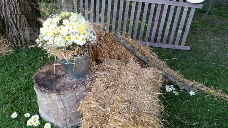 lovely details of country weddings