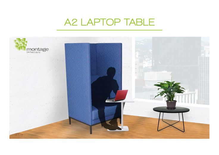 The A2 laptop table is sleek and convenient, providing a neutral aesthetic to compliment any furniture while providing a functional solution. http://www.montagenz.co.nz/products/cat/tables/cat1/coffee-tables/p/a2-lap-top-table/