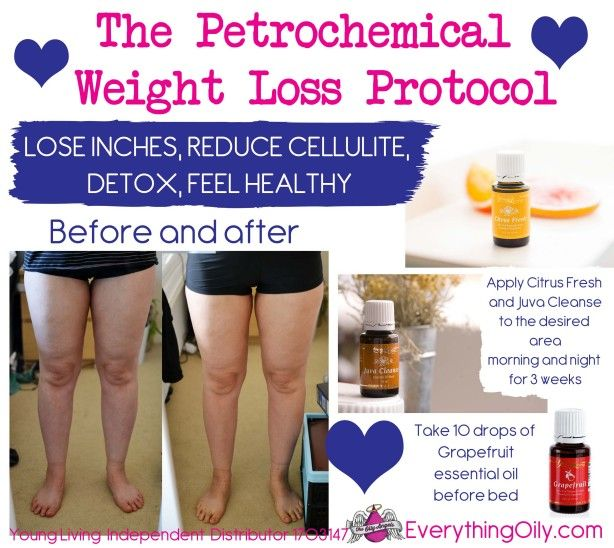 cheap flights to new york from florida before and after the Young Living petrochemical weight loss protocol using essential oils