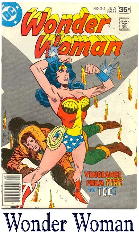 Wonder woman first comic book-6239