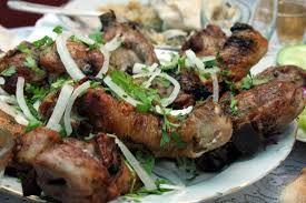 Khorovats(Kebab) are arguably Armenians favourite food.