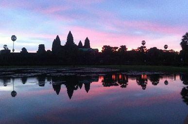 アンコール・ワット遺跡群 カンボジア