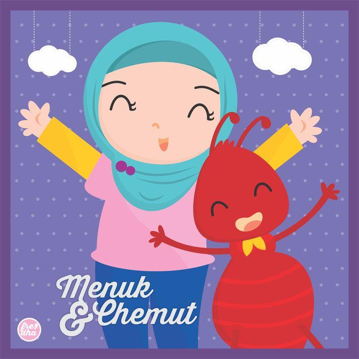 Menuk and Chemut ^_^