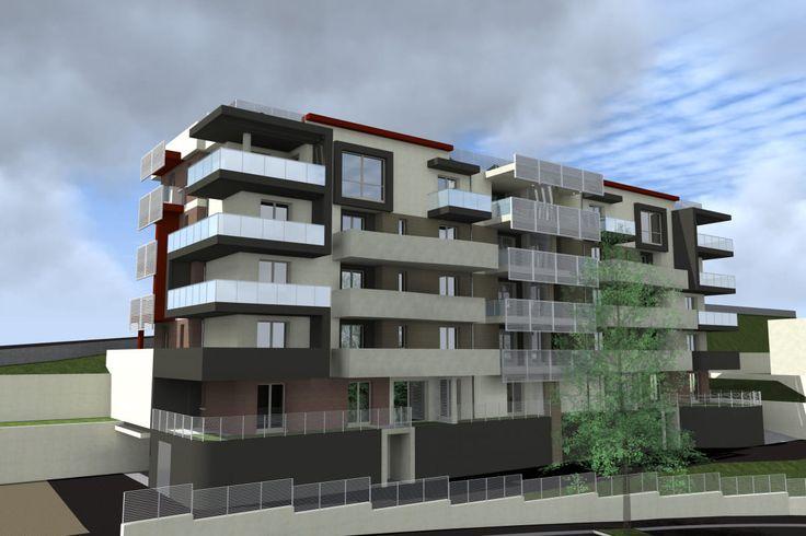 Francesco Principi architetto · Edificio residenziale