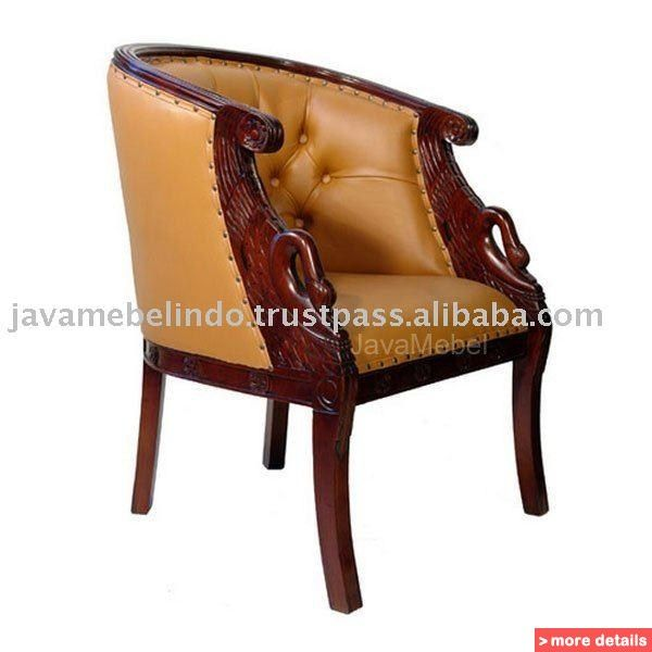 Empire swan chairs for sale swan carver tub chair for Swan chairs for sale