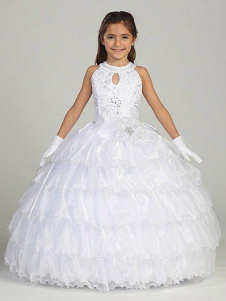 vestidos de primera comunion modernos